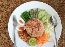 Culinária tailandesa fotografia de stock