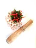 Culinária tailandesa Imagem de Stock Royalty Free