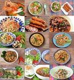 Culinária tailandesa imagens de stock
