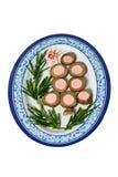 Culinair merk Stock Fotografie