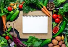 Culinaire achtergrond Royalty-vrije Stock Fotografie