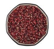 Culinario: Fagioli azuki fotografie stock libere da diritti