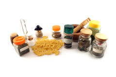 Culinary. A various accessories for coocking Stock Images