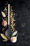Culinary background Stock Photo