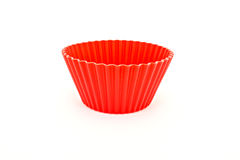 Culinary basket red Stock Photo