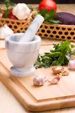 Culinary herbs Royalty Free Stock Photography