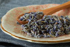 Culinary lavender Royalty Free Stock Photo