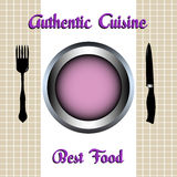 Culinária autêntica Foto de Stock