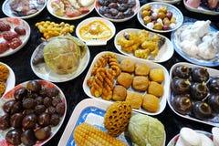 Culinária chinesa Imagem de Stock