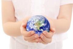 Culla della terra Immagini Stock Libere da Diritti