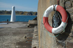 Cullen Harbour Fotografia Stock
