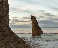 Cullen Kings nell'alta marea. Fotografia Stock
