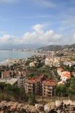 Cullera coastline Stock Image