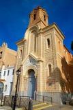 Cullera Nuestra Senora Encarnacion sanctuary. In Valencia of Spain Stock Photos