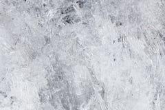 Cullets di vetro grigi e bianchi come backround fotografia stock libera da diritti