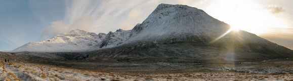 cullin wyspy Scotland skye Obrazy Royalty Free
