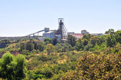 Cullinan Diamond Mine - South Africa Royalty Free Stock Image