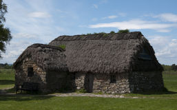 Culloden Battlefield Cottage Royalty Free Stock Photo