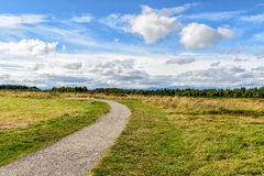Culloden Battlefield, Scotland Stock Photos