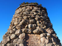 Culloden Battlefield Royalty Free Stock Photos