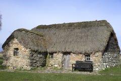 Culloden cottage - Scotland Stock Photos
