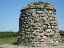 Culloden Memorial Royalty Free Stock Image