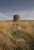 Culloden Moor Battlefield Cairn Stock Image