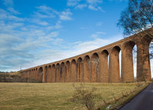 Culloden Viaduct royalty free stock images