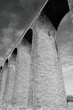 Culloden Viaduct from below Stock Photography