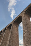Culloden Viaduct in Inverness-shire ,Scotland. Culloden Viaduct arches in Inverness-shire ,Scotland Royalty Free Stock Photography
