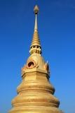 Culmine della Tailandia Fotografia Stock Libera da Diritti