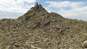 Culmine Scottsdale di punta AZ stock footage