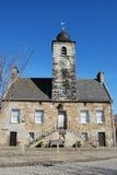 Culross城内住宅 图库摄影