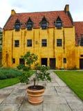 Culross宫殿,苏格兰 库存图片