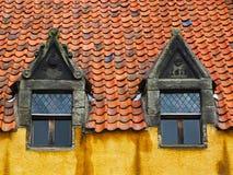 Culross宫殿,苏格兰 免版税库存图片
