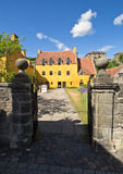 Culross宫殿 免版税图库摄影