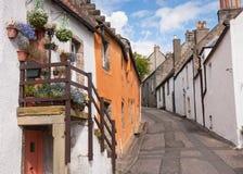 Culross英国 免版税图库摄影