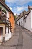 Culross英国 库存照片