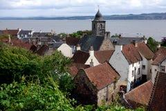 Culross,苏格兰 免版税库存图片