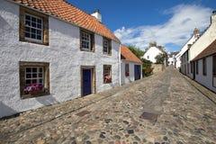 Culross,苏格兰 免版税库存照片