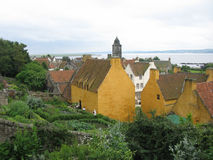 Culross Palace, Fife. The brightly coloured Culross Palace in Fife Royalty Free Stock Photography
