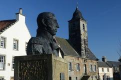 Culross statua Zdjęcia Royalty Free