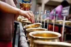 Culte à seigneur Shiva Photographie stock libre de droits