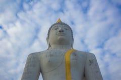 Culte d'idole de Bouddha images libres de droits