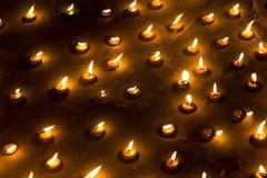 Culte de la lampe Photo libre de droits
