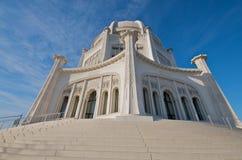 culte moderne de temple Photos stock