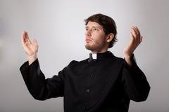 Culte pour Dieu Image stock