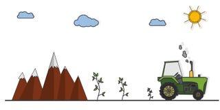 cultivación libre illustration