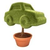 Cultivación del coche ilustración del vector