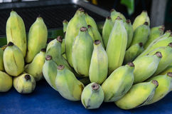 Cultivated banana Stock Photos
